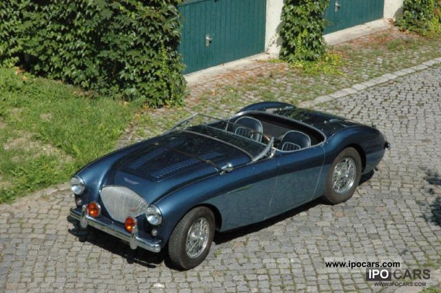 Austin Healey  BN1 1954 1954 Vintage, Classic and Old Cars photo