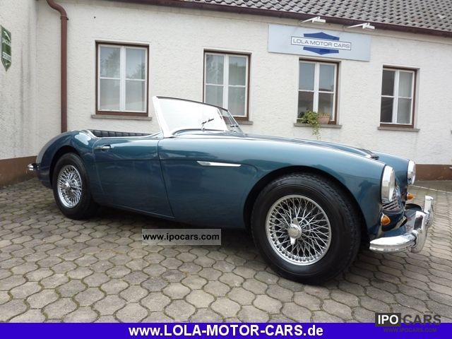 Austin Healey  3000 MkI BT7 - more than 25 years last hand! 1959 Vintage, Classic and Old Cars photo