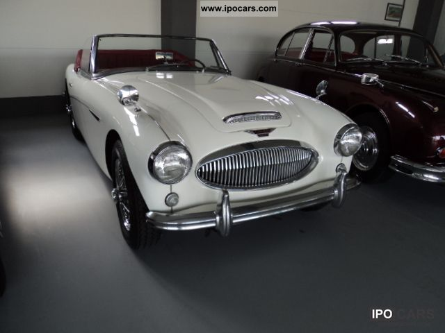 Austin Healey  3000 Mk2A BJ7 1963 Vintage, Classic and Old Cars photo