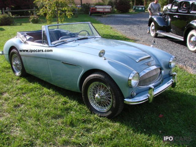Austin Healey  Healey BJ7 1963 Vintage, Classic and Old Cars photo