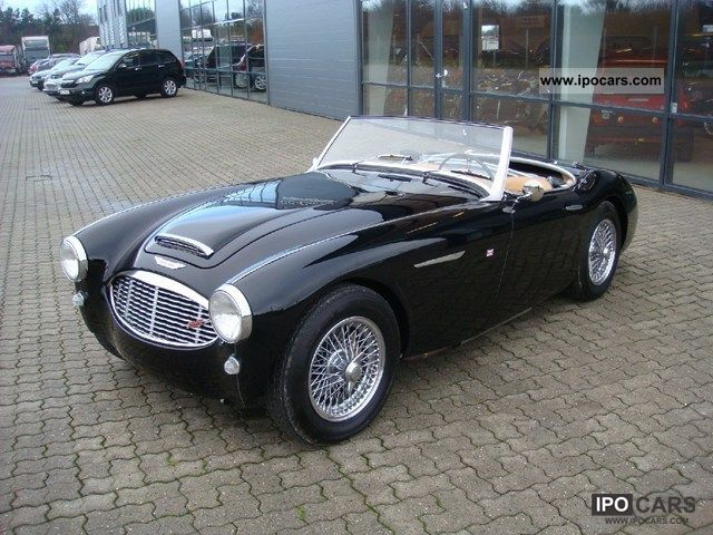 Austin Healey  3000 Cabriolet 3.0 1961 Vintage, Classic and Old Cars photo