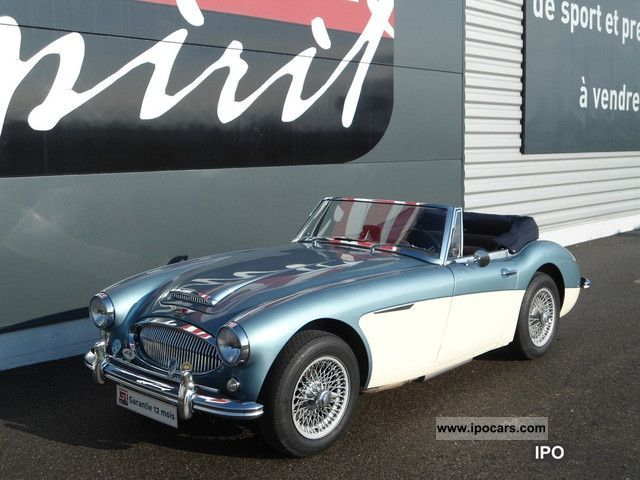 Austin Healey  3000 MKIII BJ8 1965 Vintage, Classic and Old Cars photo