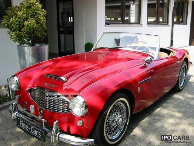 Austin Healey  BN-7 MT-1-17.000mls Inklsv. Hardtop 1959 Vintage, Classic and Old Cars photo