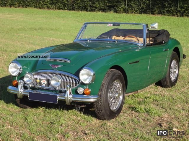 Austin Healey  3000 MK III HBJ8 1965 Vintage, Classic and Old Cars photo