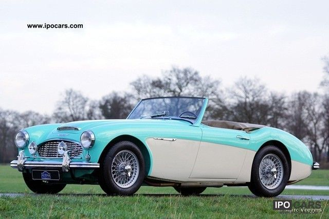 Austin Healey  3000 MK1, 1959 1959 Vintage, Classic and Old Cars photo