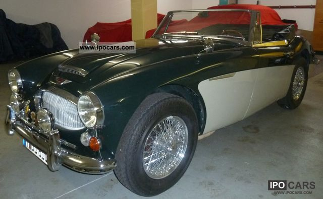 1966 Austin Healey  Phase 2 BJ8 Cabrio / roadster Classic Vehicle photo