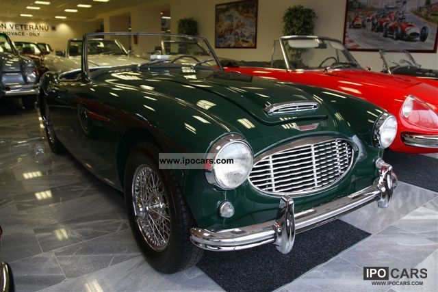 1959 Austin Healey  BN6 Cabrio / roadster Classic Vehicle photo