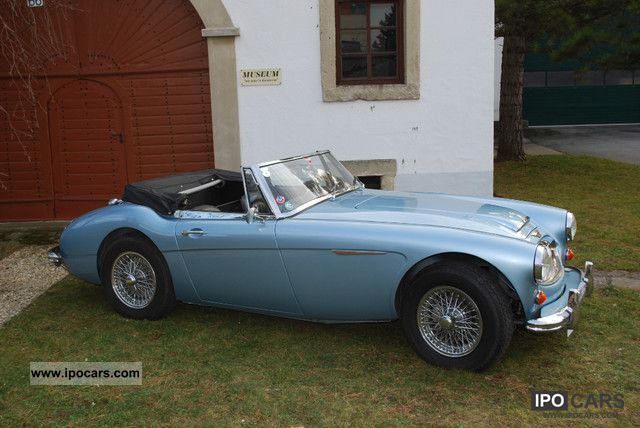 Austin Healey  3000 MK III 1965 Vintage, Classic and Old Cars photo