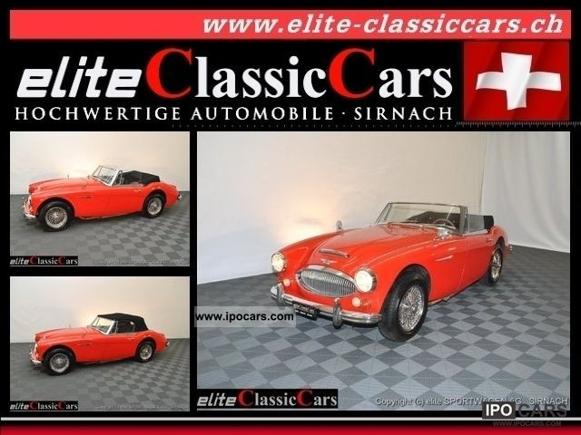 Austin Healey  Mark 3000 1967 Vintage, Classic and Old Cars photo