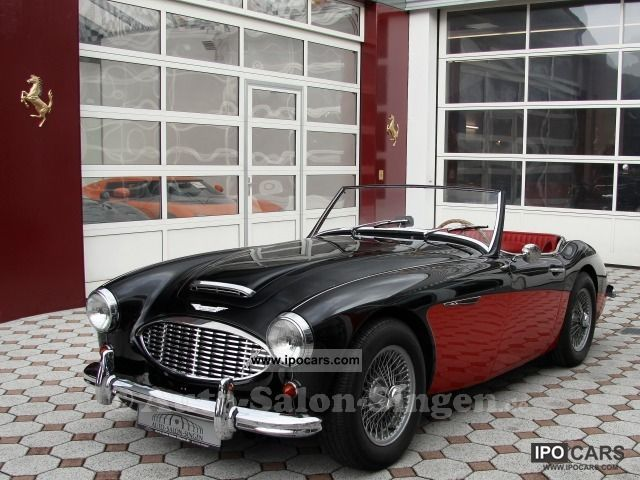Austin Healey  100/6 1957 Vintage, Classic and Old Cars photo