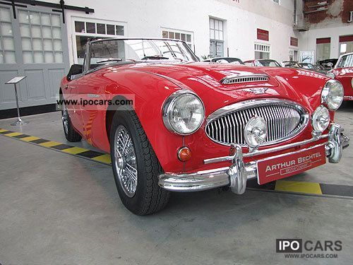 Austin Healey  3000 MK II BJ7 1963 Vintage, Classic and Old Cars photo
