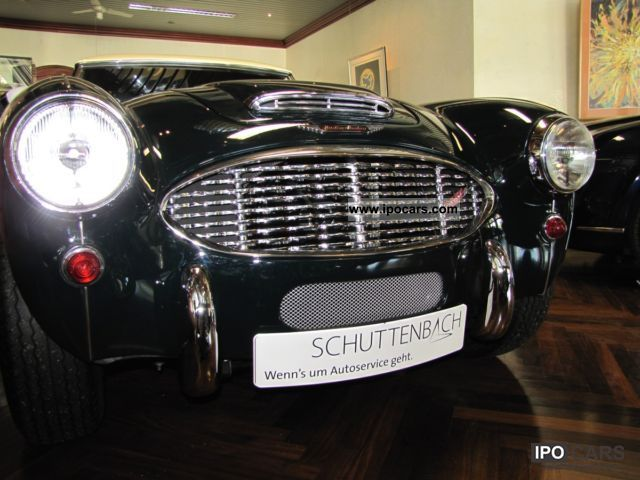 Austin Healey  3000 MK1 1957 Vintage, Classic and Old Cars photo