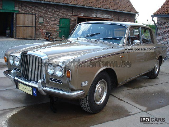 Bentley  T1 Gold 1970 1970 Vintage, Classic and Old Cars photo