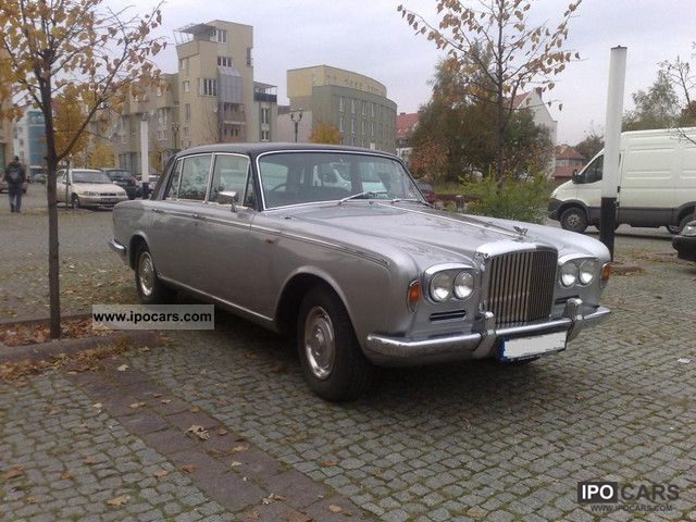 Bentley  T1 H mark 1967 Vintage, Classic and Old Cars photo