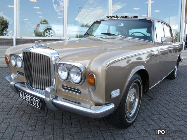 Bentley  OTHER T-SERIES V8 AUT. Origineel NEDERLANDS! 1971 Vintage, Classic and Old Cars photo