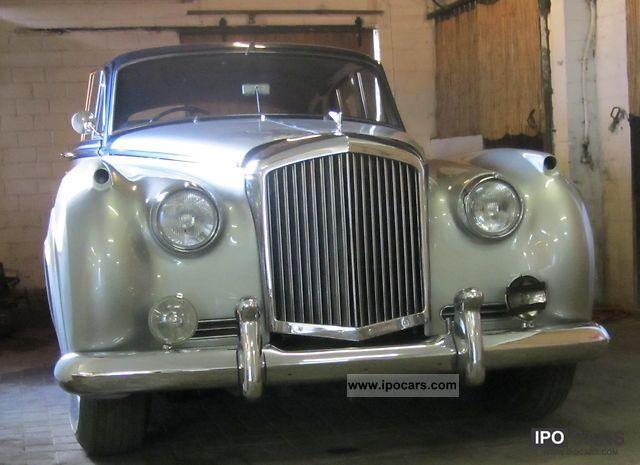Bentley  S2 1959 Vintage, Classic and Old Cars photo
