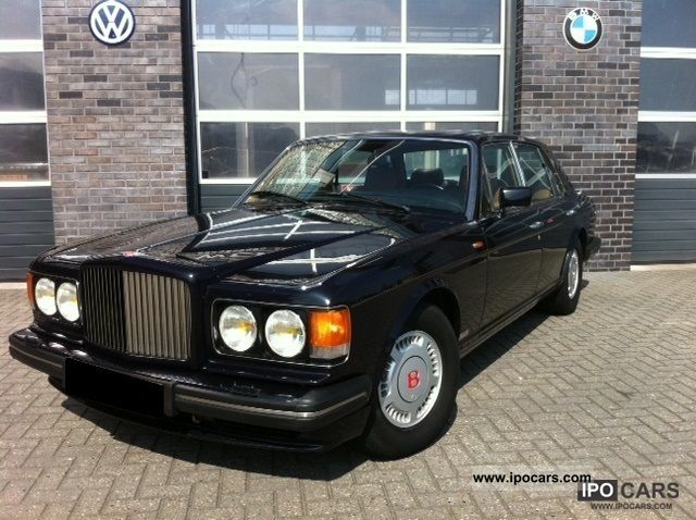 1992 Bentley 86 Automatic Turbo R 234KW  Car Photo and Specs