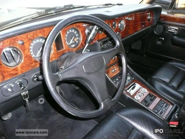 1992 Bentley Turbo R Long Version  Car Photo and Specs