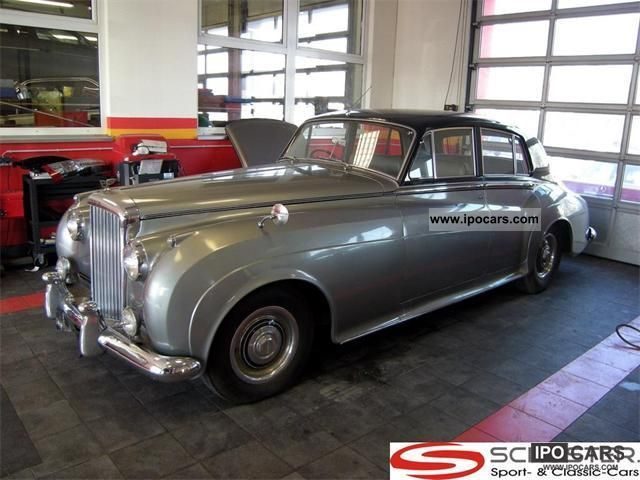 Bentley  S1 restoration object-based good 1956 Vintage, Classic and Old Cars photo