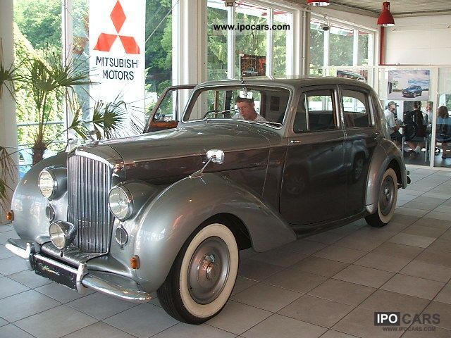 Bentley  MK VI Saloon 1948 Vintage, Classic and Old Cars photo