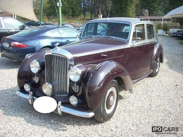 Bentley  Continental R SALOON B. .. TN 1953 Vintage, Classic and Old Cars photo