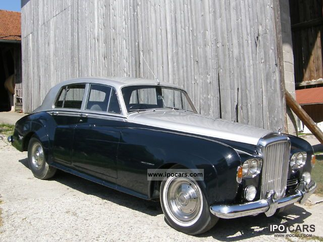 Bentley  S3 - original - Matching Numbers - 2.Hand 1963 Vintage, Classic and Old Cars photo