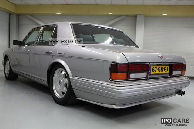 1996 Bentley Brooklands Limousine Used vehicle photo 1