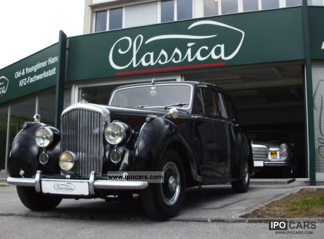 Bentley  MK VI 1950 Vintage, Classic and Old Cars photo