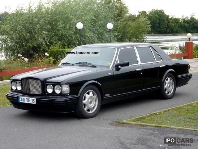 1997 Bentley Turbo R Turbo 426 V8 T 6 75 Bva Car Photo