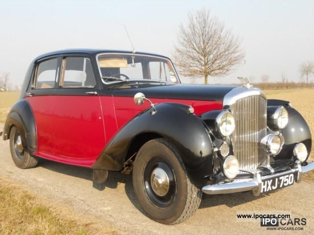 Bentley  Continental 1947 Vintage, Classic and Old Cars photo