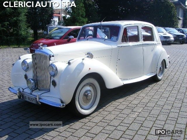 Bentley  Continental MK VI CONDIZIONI impeccabili 1951 Vintage, Classic and Old Cars photo