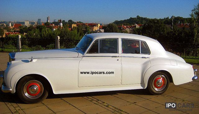 Bentley  S1 1957 Vintage, Classic and Old Cars photo