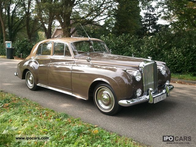Bentley  S1 1959 Vintage, Classic and Old Cars photo