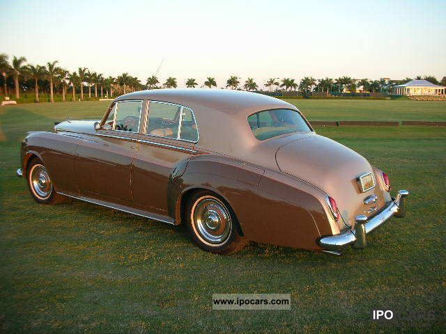 Bentley  S I Linksl. LHD. Never welded. Third Hand 1956 Vintage, Classic and Old Cars photo