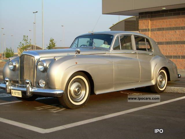 Bentley  S1 Saloon 1955 Vintage, Classic and Old Cars photo