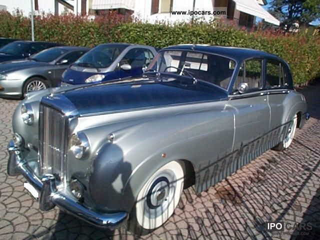 Bentley  S1 Saloon ISCRITTA ASI \ 1956 Vintage, Classic and Old Cars photo