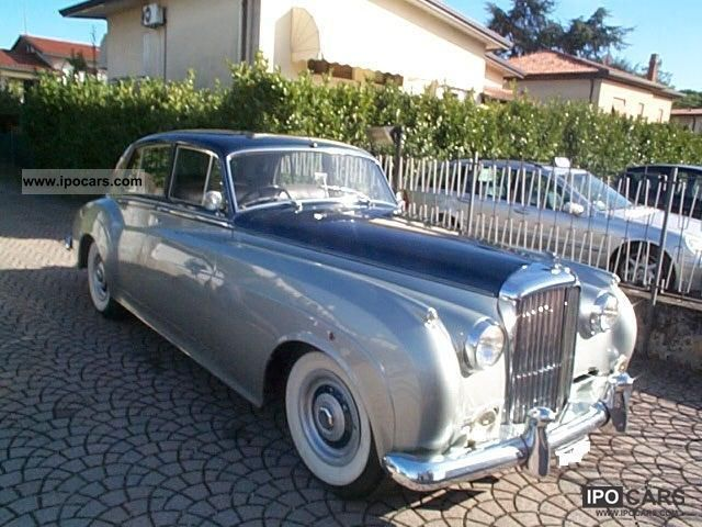 1956 bentley s1 saloon iscritta asi car photo and specs. Black Bedroom Furniture Sets. Home Design Ideas