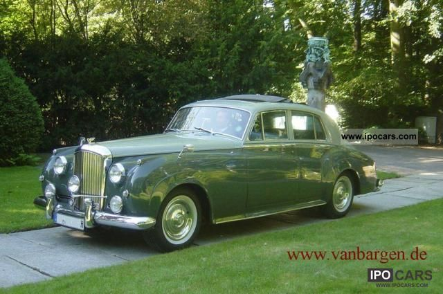Bentley  S 2 1962 Vintage, Classic and Old Cars photo