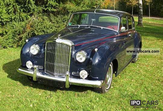 Bentley  S 1 1958 Vintage, Classic and Old Cars photo