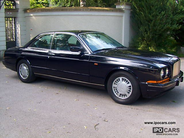 1993 Bentley  MULLINER - CONTINENTAL - COLLECTOR'S CONDITION Sports car/Coupe Used vehicle photo