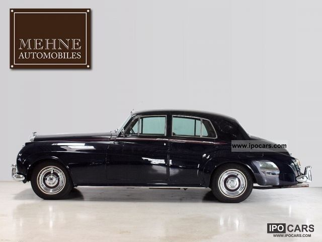 Bentley  Other Silver Cloud I LHD 1958 Vintage, Classic and Old Cars photo