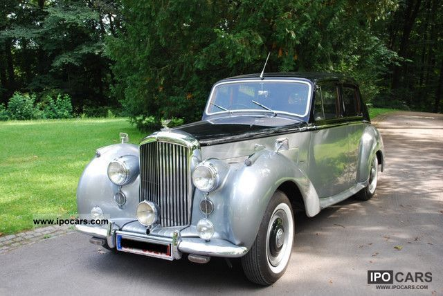 Bentley  Other 1954 Vintage, Classic and Old Cars photo