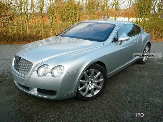 Bentley  Continental GT 2004 Used vehicle photo