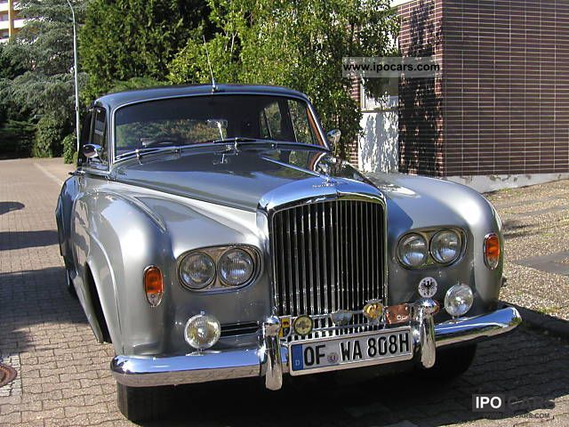 Bentley  S3 restored for 110,000 1965 Vintage, Classic and Old Cars photo