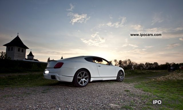 2004 Bentley Continental Supersports orig. Mansory Tunning ...