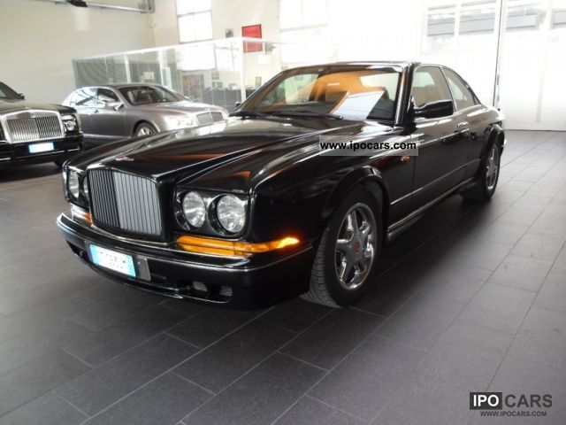1997 Bentley Continental T Sports car/Coupe Used vehicle photo