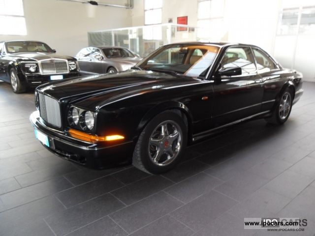 1997 Bentley Continental T Sports car/Coupe Used vehicle photo 2