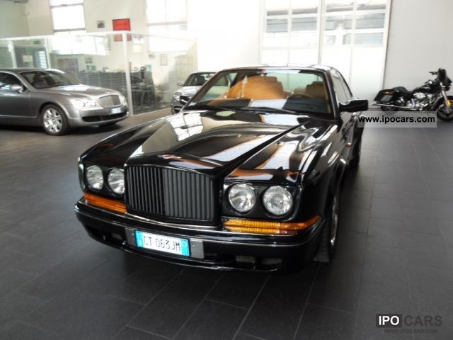 1997 Bentley Continental T Sports car/Coupe Used vehicle photo 3