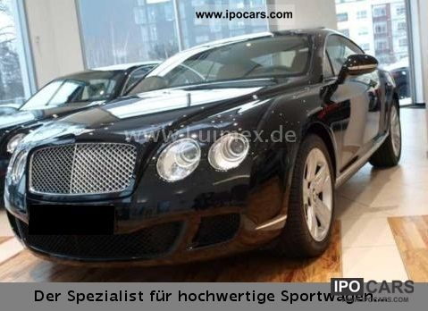 2010 Bentley  Continental GT top condition Sports car/Coupe Used vehicle photo