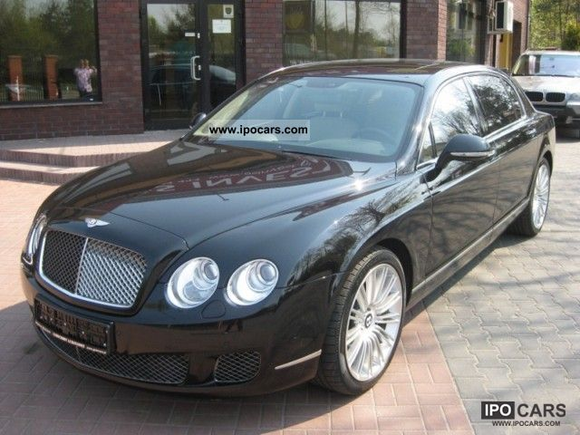 2010 bentley continental flying spur speed car photo and specs